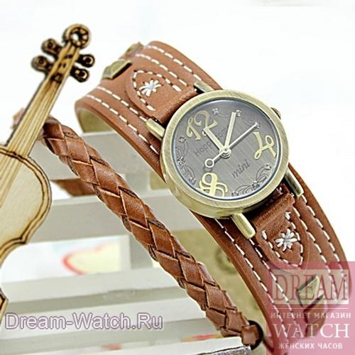 Часы женские с подвеской